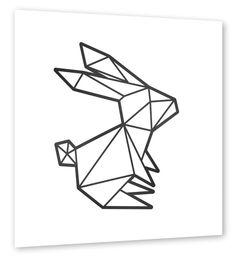 Geometrische Hase