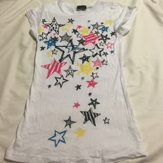 Rue21 Tee Star pattern rue 21. Never worn! Size XS. Rue 21 Tops Tees - Short Sleeve