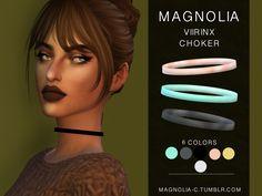 MAGNOLIAViirinx Choker
