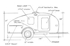 This is a cool site that has plans to build your own RV