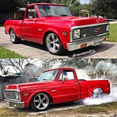 Showcasing the sickest Chevy trucks 67 72 Chevy Truck, Custom Chevy Trucks, C10 Trucks, Chevy Pickup Trucks, Classic Chevy Trucks, Chevy Pickups, Chevrolet Trucks, Gmc Suv, Chevy 4x4