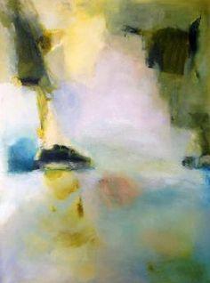 Sharon Kingston Abstract Paintings