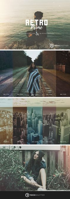 Retro Prime Photoshop Action - download freebie by PixelBuddha