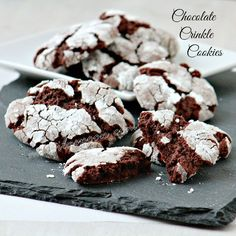 Even when I was in the Philippines, chocolate crinkles have been a huge favorite of mine. I was in college then and though I had…