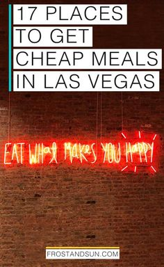 Las Vegas has become one of the top destinations for foodies. Check out over a dozen places you can get cheap meals in Las Vegas for a… Las Vegas Eats, Las Vegas Food, Las Vegas Nevada, Las Vegas Vacation, Vacation Trips, Travel Vegas, Hawaii Travel, Vacation Ideas, Vacation Spots