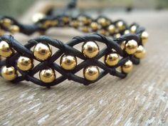 love wrap bracelets.