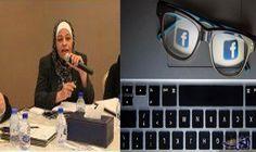 """تغريد أبو سرحان تتحدّث مع المتقاعدات عبر """"الفيسبوك"""": تواصلت الأستاذ المساعد قسم الخدمة الاجتماعية في جامعة الإمارات العربية المتحدة،…"""