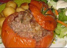 Open Kitchen, Meatloaf, Mozzarella, Food, Salad, Essen, Meals, Yemek, Eten
