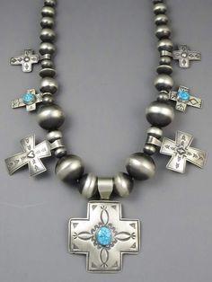 Native American jewellery.