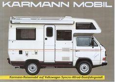 Off Road Camper, Mini Camper, Vw Camper, Camper Trailers, Volkswagen, Vw Bus T3, Vw T3 Doka, Vw Vanagon, Bus Life