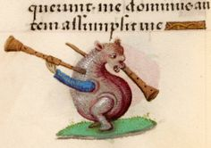 Discarding images Liked · September 8, 2013    self-propelled bagpipes  'Hours of Joanna the Mad', Bruges 1486-1506 (BL, Add 18852, fol. 376v)