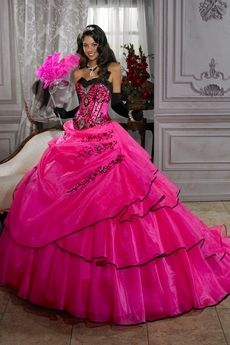 "If I were ever on ""My big fat gypsy wedding"" this would be my dress! haha"