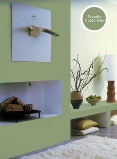 styling by me Color Inspiration, Floating Shelves, Garden Design, Sweet Home, Concept, Colours, Living Room, Interior Design, House