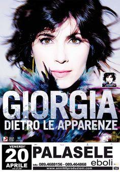 20 aprile 2012 - Giorgia @ Palasele