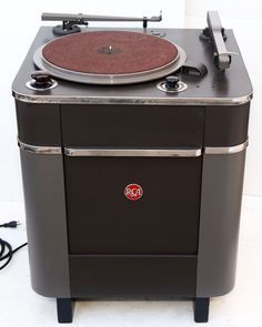 RCA 70-C Broadcast Record Player