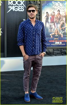 never thought he'd be in this board, but... couldn't help it. love the look. Zac Efron