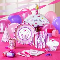 birthday party themes for girls age 1 | Birthday Party Ideas Girls on First Birthday Party Ideas For Girls ...