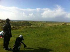 Golf Links Belmullet West Coast Of Ireland, Coastal, Golf, Turtleneck