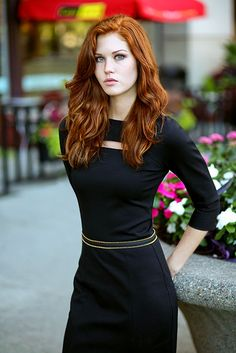 ♥Leah Marn♥ Red Heads Women, Copper Blonde, Red Hair Woman, Red Hair Girls, Tumbrl Girls, Beautiful Red Hair, Pretty Hair, Beautiful Clothes, Beautiful Women