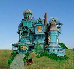 My Journey Through Style: Dreamhouses