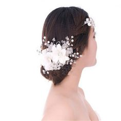 >> Click to Buy << Fashion Hair Accessories Star Street Snap Bride  Wedding Dinner Party Hair Accessory #Affiliate