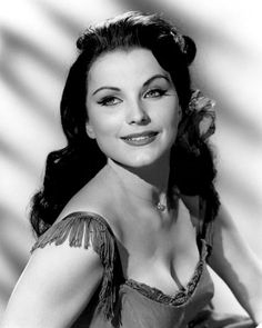 Debra Paget (August 19, 1933) American actress