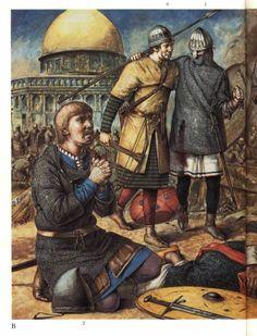 Capture of Jerusalem c. 1099