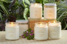 Handmade I Women Artisans I Fair Trade Candle - Prosperity Candle