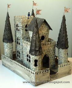 Medieval Castle Tutorial