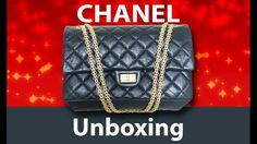CHANEL Bag Unboxing 2016ㅣ2.55 Reissue Bag [MelicBeingSong]