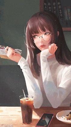 Anime Neko, Kawaii Anime Girl, Manga Anime Girl, Cool Anime Girl, Pretty Anime Girl, Anime Girl Drawings, Beautiful Anime Girl, Anime Angel Girl, Beautiful Fantasy Art