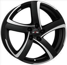 ALUTEC SHARK RACING BLACK POLISHED FACE alloy wheels #alloy #wheels#ALUTEC…