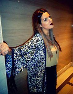 """The Hermit""kimono by Karavan Clothing #karavanclothing #kimono #boho #bohemian #ethnic #greek"
