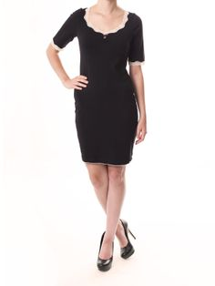 Sweet Basic Dress - black - NAPO Shop - der offizielle Nastrovje Potsdam Shop