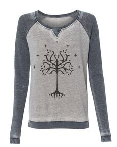 Tree of Gondor, lord of the rings sweatshirt #lordoftherings