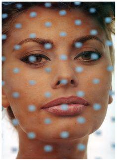 Bert Stern - Sophia Loren for Vogue, 1962