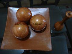 Tutorial para bolas de isopor decorativas