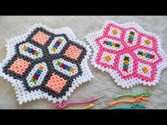 Youtube kanalında yapımını anlattığı lif modelleri ile tanıdığınız Sibel Hanım'ın yeni tasarım lif modeli görülmeye değer. Renkli ve farklı tasarım bir lif örmek istiyorsanız mutlaka değerlendirin. Bracelet Crafts, Chrochet, Baby Knitting Patterns, Needle Felting, Different Styles, Diy And Crafts, Projects To Try, Cross Stitch, Lily