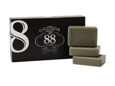 2. No 88 soap: £40 (for three), czechandspeake.com - These soaps from Czech - The Independent