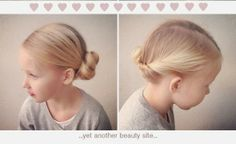 Little Girls Hairdos for Toddlers