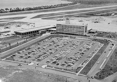 Aeropuerto Internacional Luis Muñoz Marín (1963)  Puerto Rico | Imágenes del Ayer | Vintage Images - Page 36 - SkyscraperCity