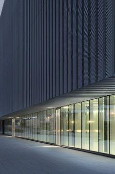 Edificio Sede del Parque Científico de la UPV, Leioa, 2013