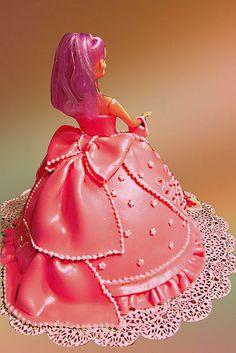 barbie cake by Svetlana's cakes, via Flickr