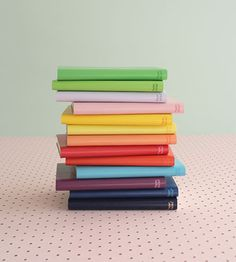 Is it possible to ever have too many notebooks? {Lined Notebook available from Father Rabbit}