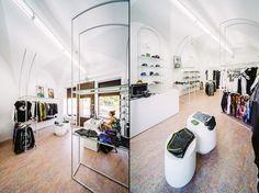 Headquarters store by BudCud, Wrocław - Poland