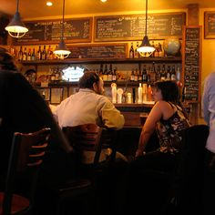 Blind Tiger Ale House, New York City | Food