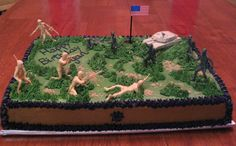 call of duty birthday cake ideas - Google Search