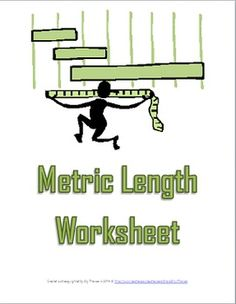15 question worksheet for middle school science students learning about the metric system