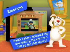 Emotions, Feelings and Colors - Kids Educational Gamesi Learn With – Educational Apps and Learning Games for Kids