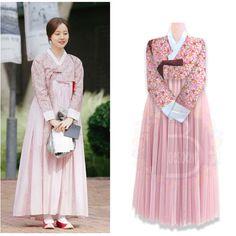 Inspirasi dari sun ok nam tale of gyeryong fairy #moonchaewon Fashion hanbok yg iconik